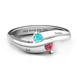 Personalised Eternal Enchantment Ring - Custom Made By Yaffie™